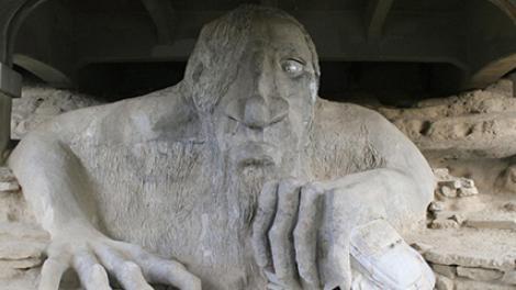 華盛頓州的弗里蒙特巨人