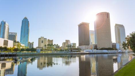 佛罗里达州坦帕:文化、美景和美食静候您的光临