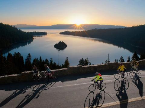 America's Most Beautiful Bike Ride