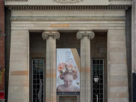 肯塔基州路易斯維爾的哈門那美國新劇作節演出宣傳